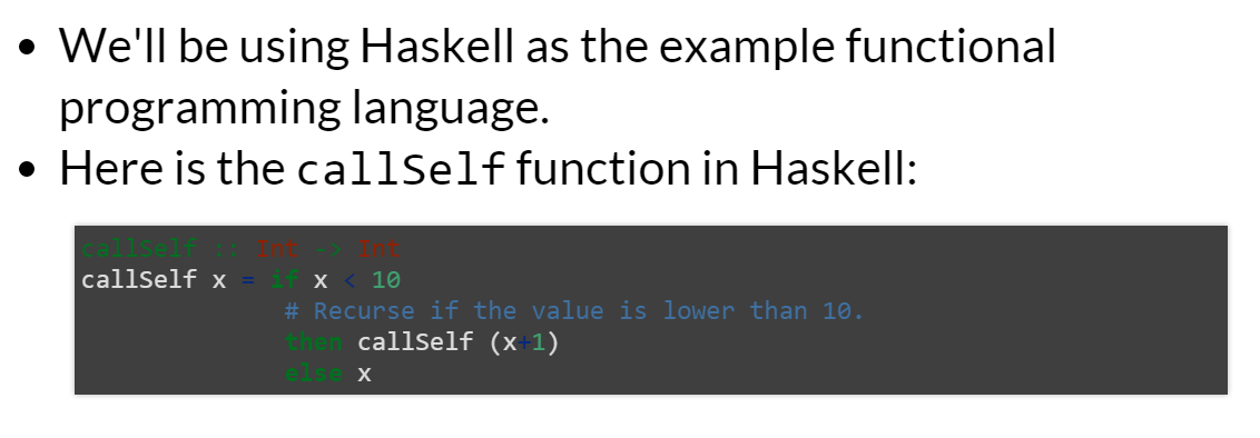 Unreadable Haskell code!